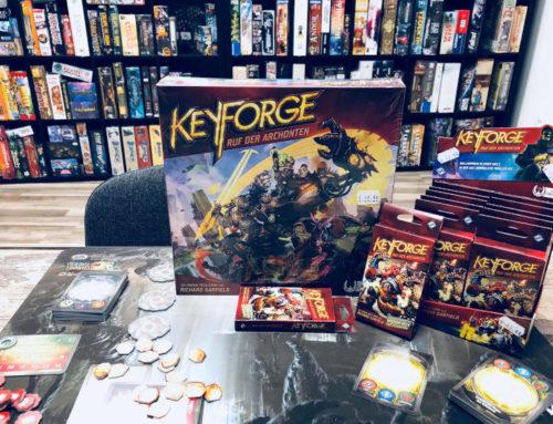 Keyforge Release
