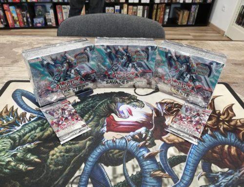 Yu-Gi-Oh! Savage Strike Release