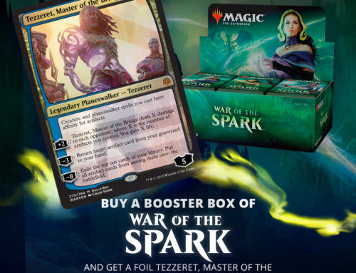 War of the Spark Prerelease & Release