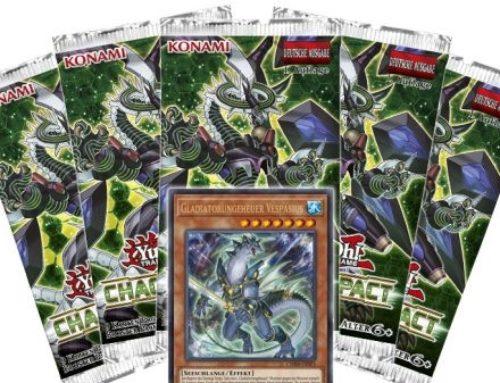 Yu-Gi-Oh! Chaos Impact Sneak Peek