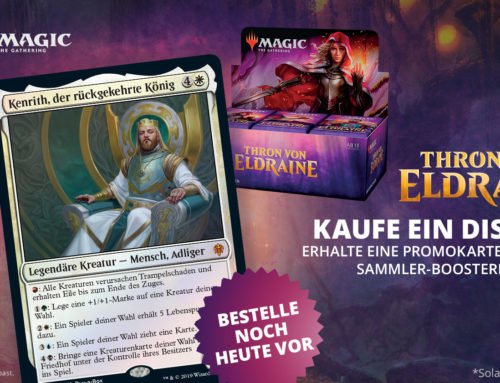 """Throne of Eldraine"" Prerelease Weekend"