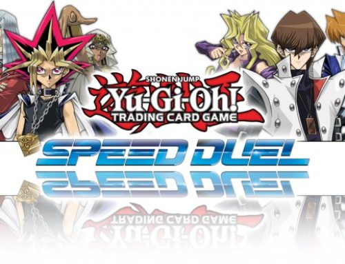 """Yu-Gi-Oh! Sneak Peek: """"Trials of the Kingdom"""""""