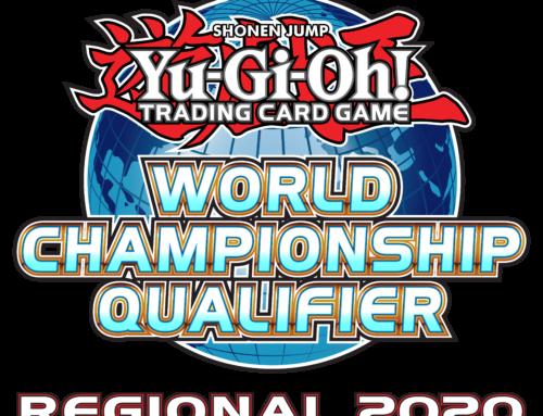 Yu-Gi-Oh! WCQ Regional Championship 2020