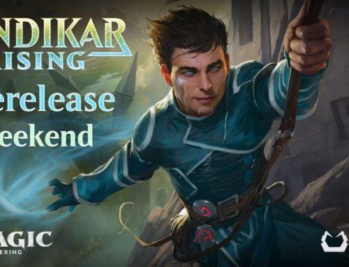 "Prerelease Weekend: ""Zendikar Rising"""