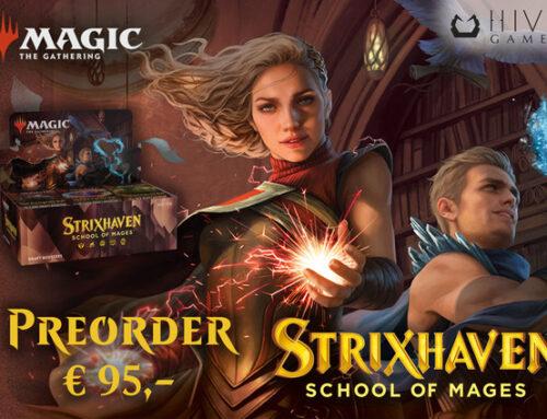Strixhaven: School of Magnes